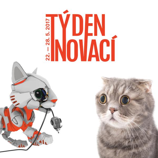Napiš si o vstupenku na Týden inovací ČR 2017 zdarma