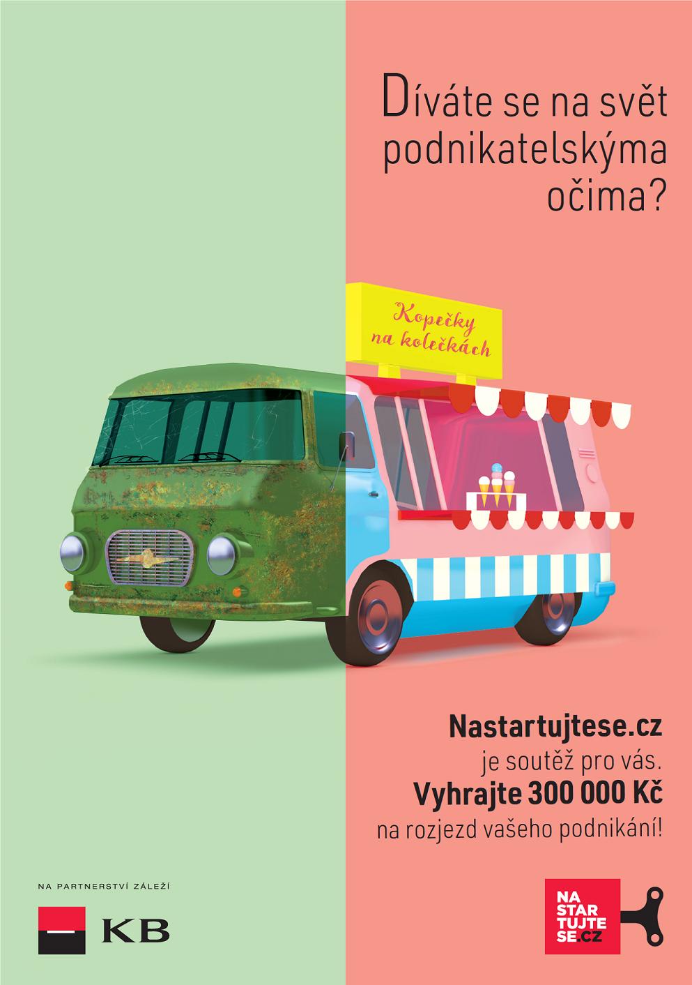 """Pátý ročník grantového programu KB a AMSP ČR """"Nastartujte se"""" zná své vítěze"""