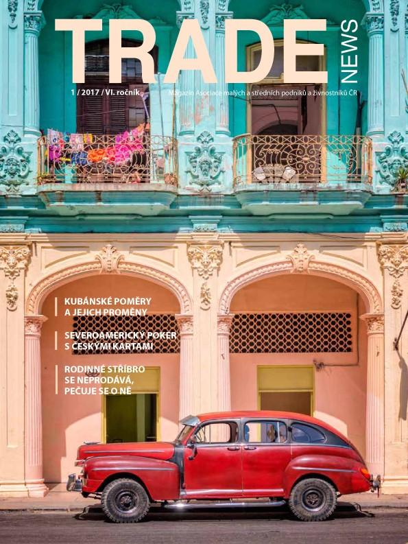 Vychází nové číslo našeho časopisu TRADE NEWS, tentokráte o latinskoamerickém regionu