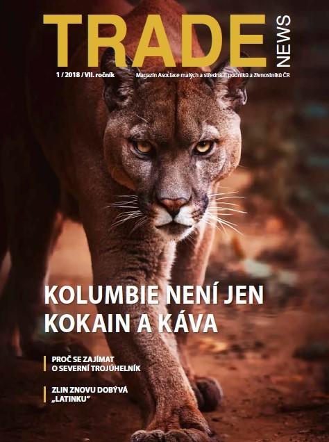 První letošní vydání TRADE NEWS o Latinské Americe